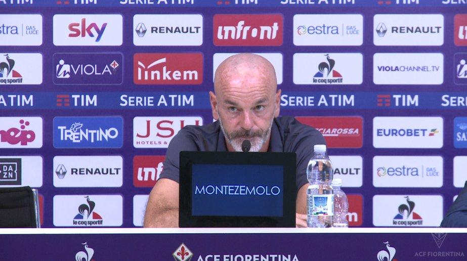 """Fiorentina - Pioli: """"Giocato contro grande squadra"""". Antognoni: """"Episodi contro"""""""