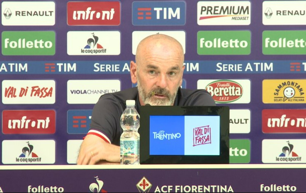 """Fiorentina - Pioli: """"Con la SPAL servirà pazienza, penso sempre gara dopo gara"""""""