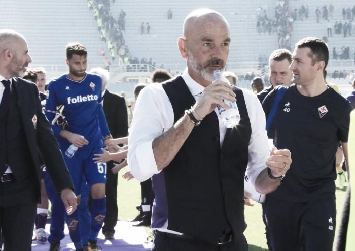 """Fiorentina, Pioli torna sul pari con la Spal: """"Siamo stati poco pericolosi"""""""