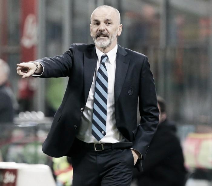 Inter, fiducia confermata a Pioli e squadra in ritiro fino alla gara contro il Napoli