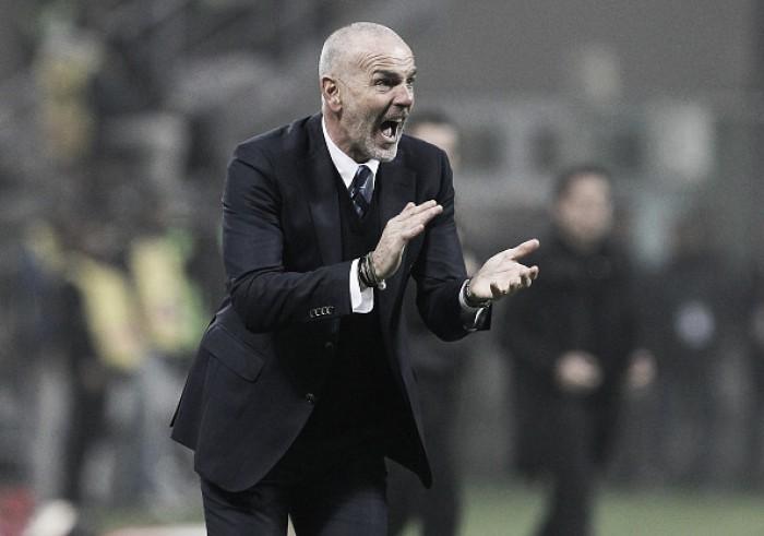 Pioli aprova atuação da Inter contra Milan, mas pede mais 'determinação' dos jogadores