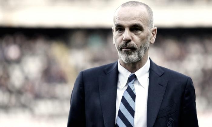 """Inter, Pioli alla stampa: """"Il nostro calendario è duro, ma guardiamo avanti fiduciosi"""""""