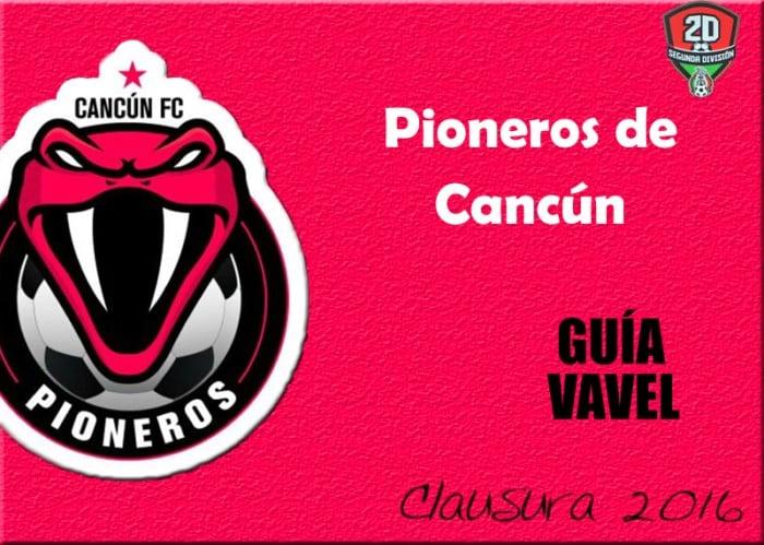 Segunda División Premier: Pioneros de Cancún