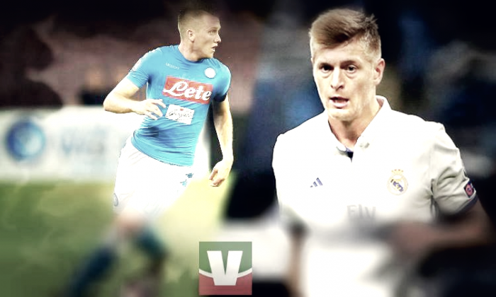 Verso Real Madrid - Napoli, il centrocampo: esperienza e carisma contro fantasia e sfrontatezza