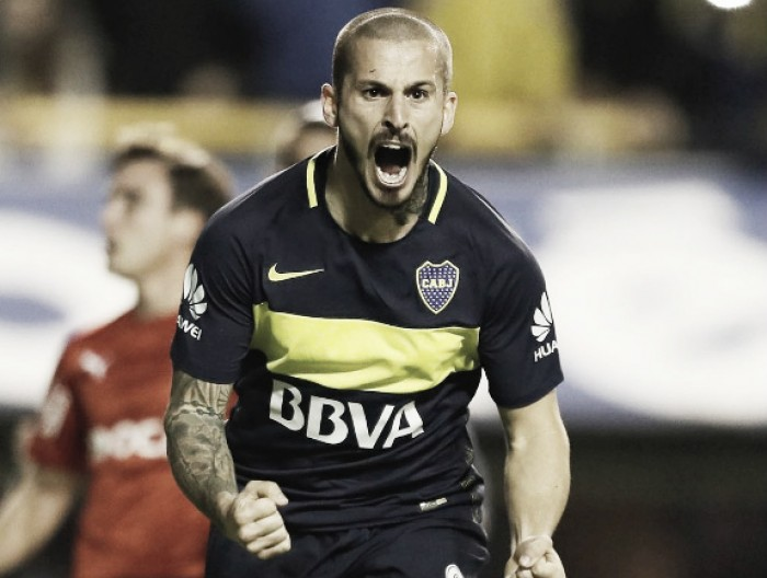 """Benedetto: """"Mi idea es quedarme en Boca"""""""