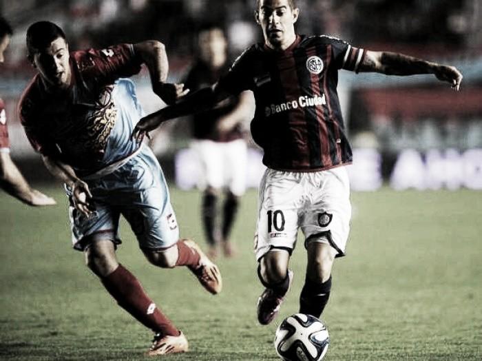 San Lorenzo y Godoy Cruz van por la clasificación