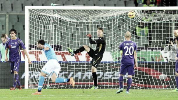 Napoli - Fiorentina, fuori i quarti