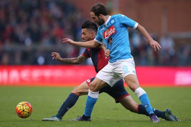 Napoli sciupone, a Marassi è 0-0. Il Genoa ringrazia