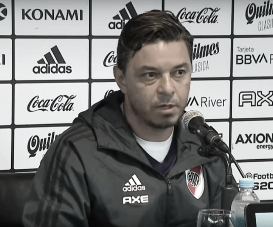 Marcelo Gallardo declaró en la previa del inicio de los torneos oficiales