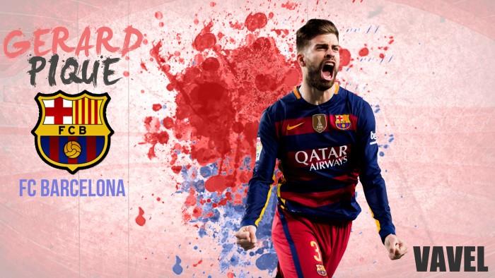 FC Barcelona 2016/17: Gerard Piqué