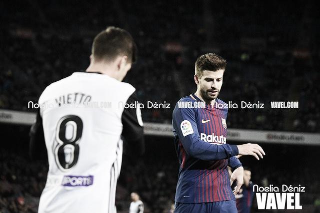 El Barça - Valencia de la segunda vuelta ya tiene horario