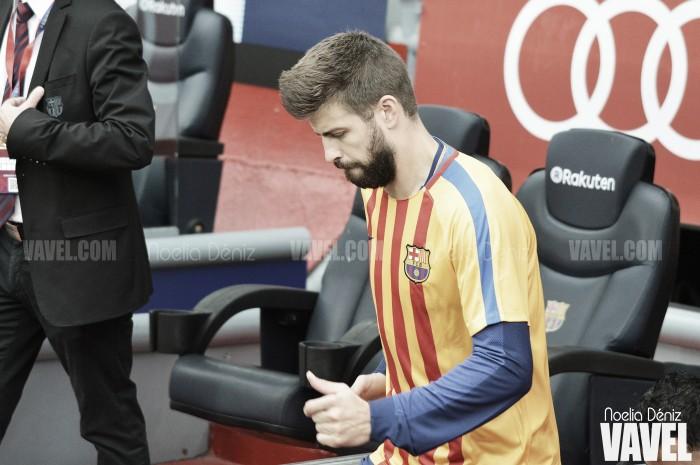 Jogadores da seleção e personalidades espanholas falam de episódio envolvendo Piqué