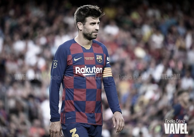 "Piqué: ""Lucharemos hasta el final"""