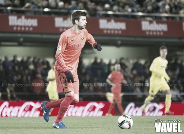 """Piqué exalta atuação de Messi ante Bayern: """"Não há nada que possa pará-lo"""""""