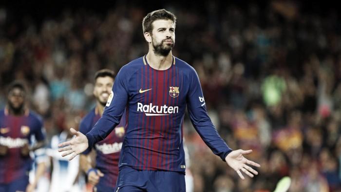 Barcellona, rinnovo con maxi-clausola da 500 milioni per Piqué