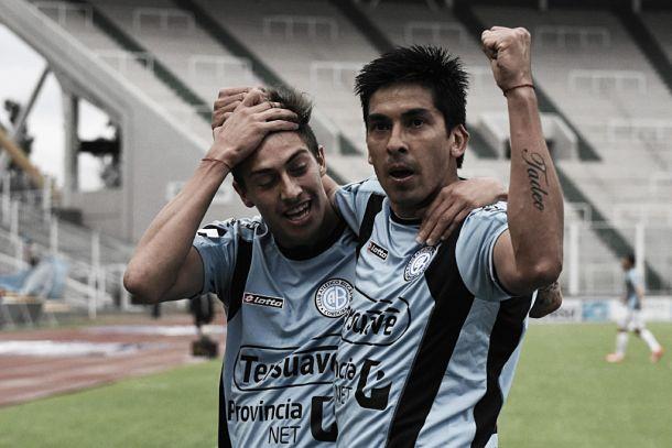 Belgrano le quitó el sueño al Pincha