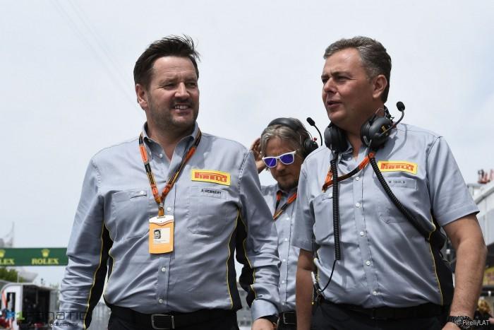 """F1, Pirelli - Isola: """"Baku circuito particolare"""""""