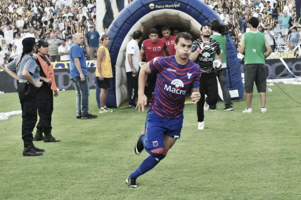 "González Pirez: ""Encontré un club ordenado"""