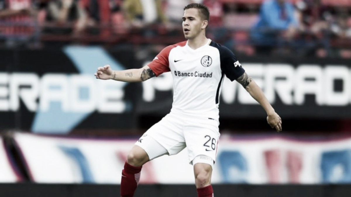 San Lorenzo pierde a Piris da Motta que es nuevo refuerzo del Flamengo
