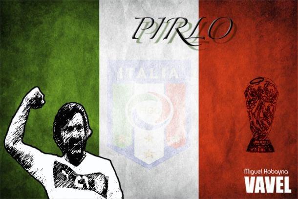 Perfil Brasil 2014: Andrea Pirlo