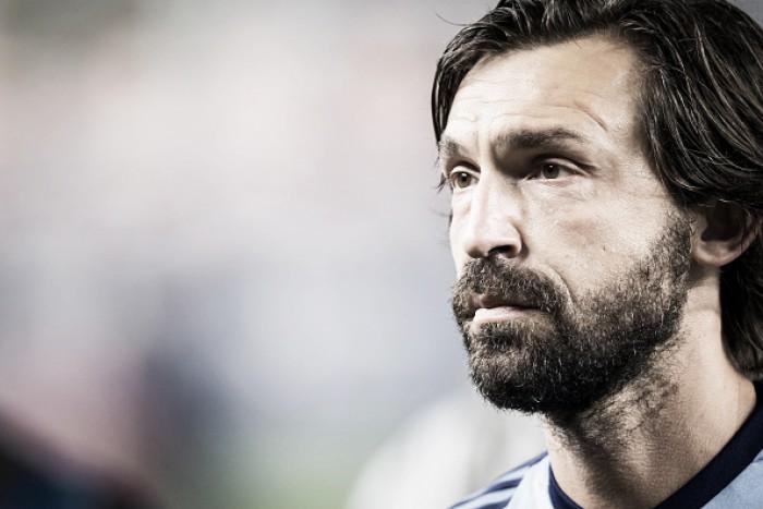 Andrea Pirlo anuncia aposentadoria do futebol