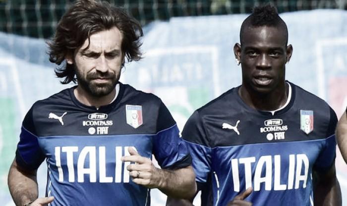 Pirlo defende Balotelli e pede para atacante não ir jogar na China