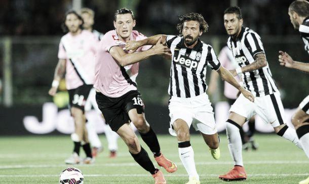 Juventus vs Cesena en vivo y en directo online (2-2)