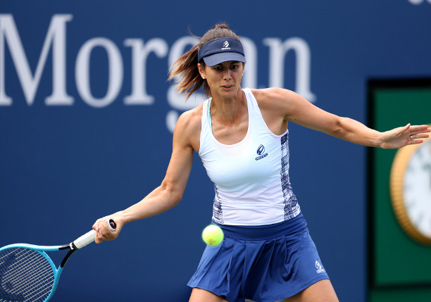 "US Open: Tsvetana Pironkova ""happy to see"" she did the right things as she enjoys comeback to tennis"