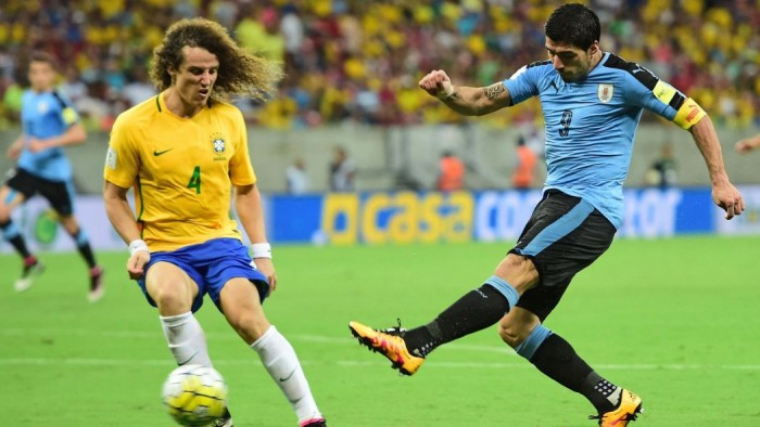 Dal Brasile al Brasile: la parabola del 'pistolero' Suarez, stavolta dalla parte giusta della storia