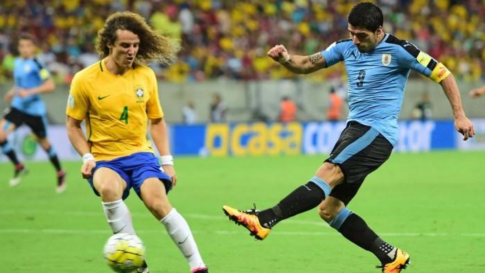 Uruguay, la lista dei 23 di Tabarez: c'è Suarez