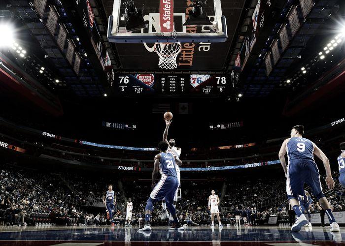 NBA Conferencia Este: Raptors, Bucks invictos junto a la sorpresa de Pistons