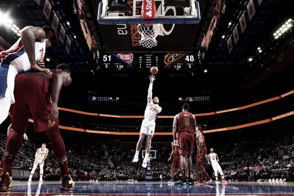 NBA Conferencia Este: de la mano de Griffin, Pistons sigue el ritmo