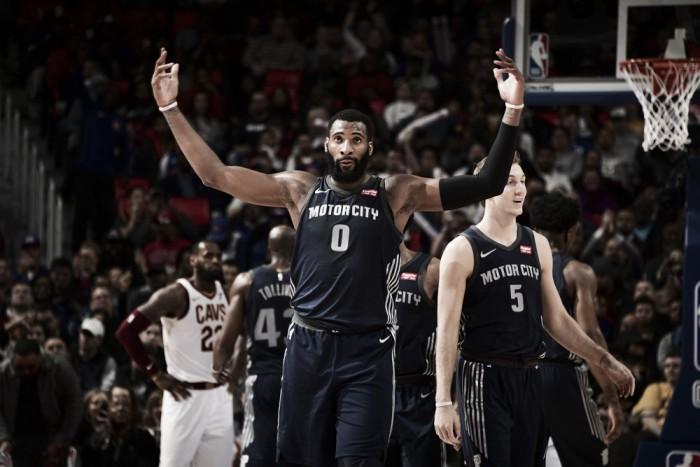 Victoria de Pistons, Kings y Wizards