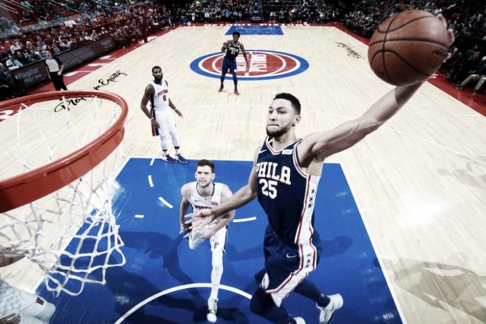 Simmons encabeza la victoria de Philadelphia