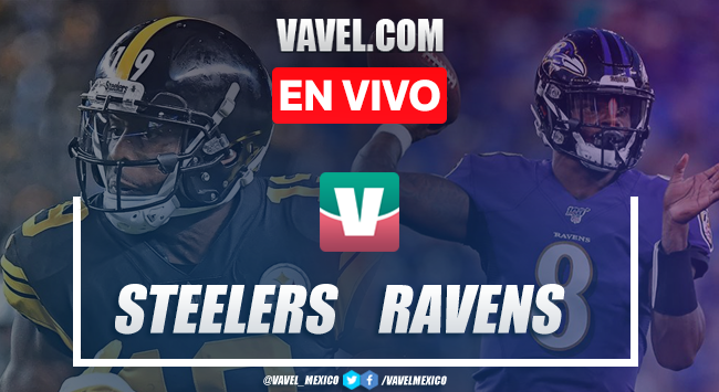 Resumen y touchdowns: Baltimore Ravens 26-23 Pittsburgh Steelers en NFL 2019