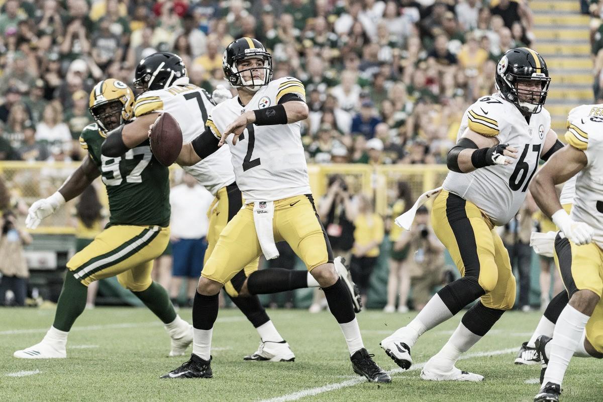 Festival de puntos en la victoria de Packers sobre Steelers