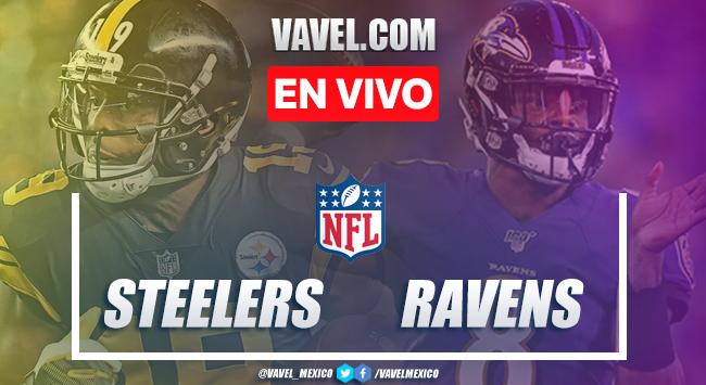 Resumen y touchdowns: Pittsburgh Steelers 10-29 Baltimore Ravens en NFL 2019