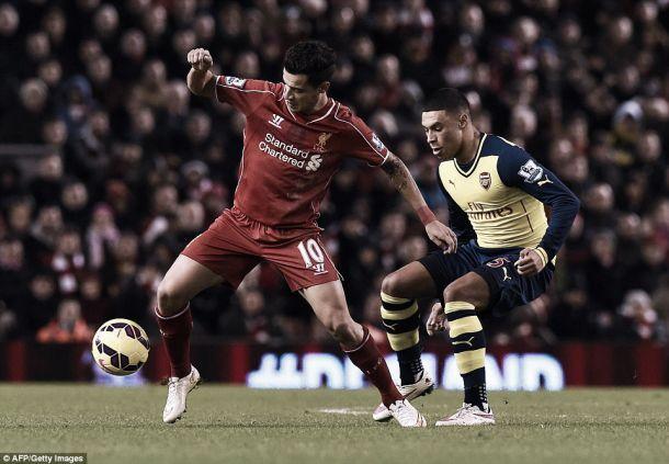 Brendan Rodgers blames 'terrible' Anfield turf