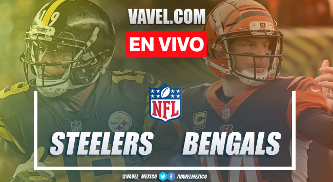 Resumen y touchdowns: Pittsburgh Steelers 16-10 Cincinnati Bengals en NFL 2019