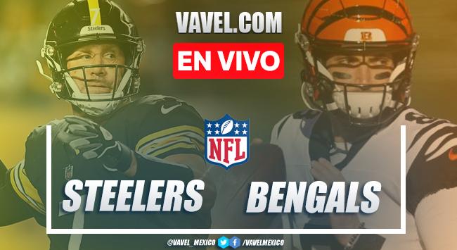 Resumen y Touchdowns del Pittsburgh Steelers 17-27 Cincinnati Bengals, en Semana 15 NFL