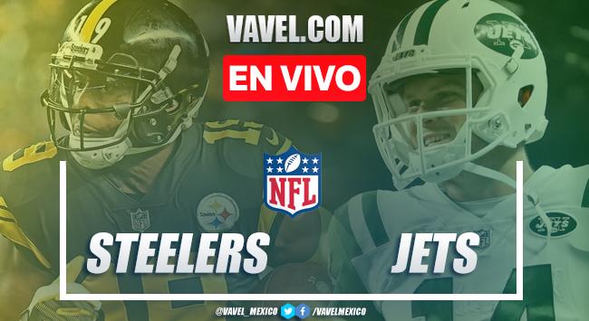 Resumen y touchdowns: Pittsburgh Steelers 10-16 New York Jets en NFL 2019