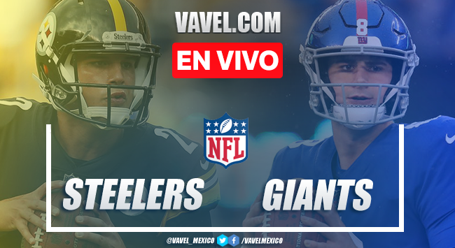 Resumen y touchdowns del Pittsburgh Steelers 26-16 New York Giants en NFL 2020