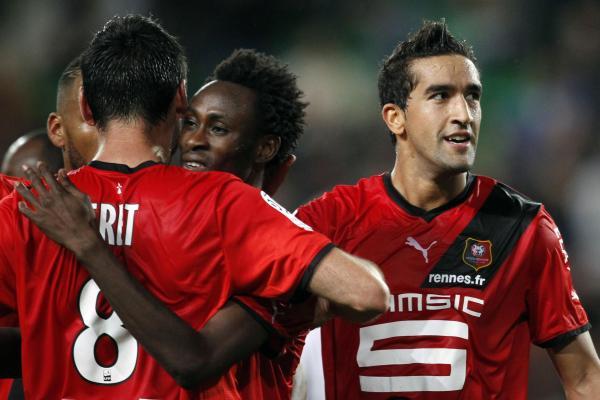 El Stade Rennes se mantiene en la lucha por la Europa League