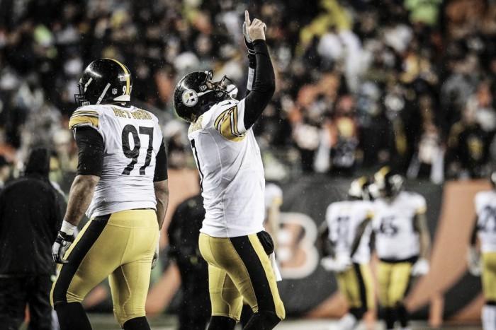 Los Steelers firman otra remontada para mantener el liderato