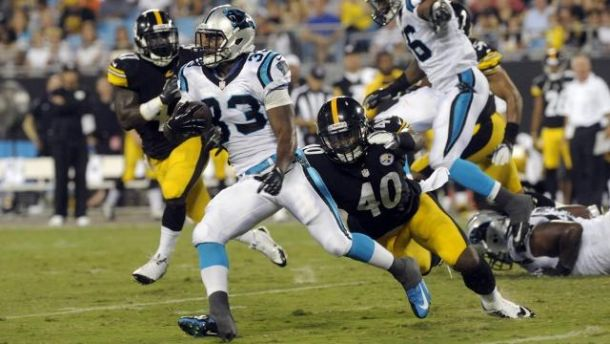 Live Pittsburgh Steelers - Carolina Panthers 2014 Score Of NFL ... 1d54456d7