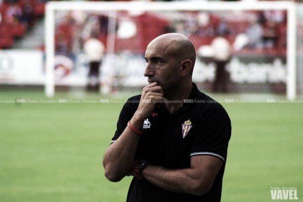 """Abelardo: """"Estoy muy contento porque el equipo ha competido"""""""