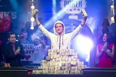 Pius Heinz es el campeón del mundo
