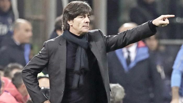 Joachim Löw comenta empate contra Itália e revela expectativa da Seleção Alemã para 2017