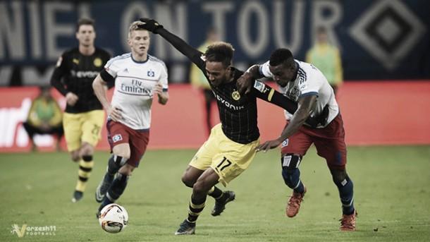 Hamburgo quebra invencibilidade do Borussia Dortmund