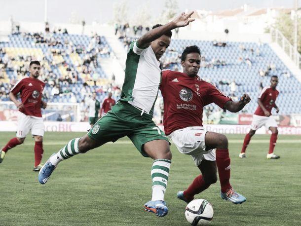 Taça: Sporting esmaga Vilafranquense com as jovens pérolas a brilharem